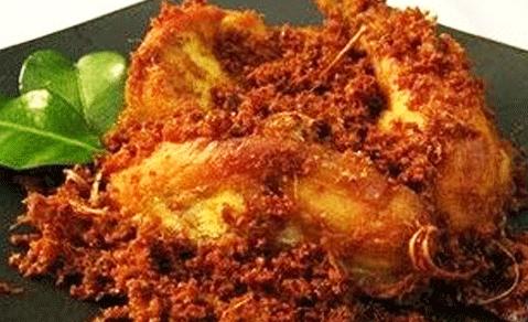 Resep Ayam Goreng Lengkuas Sunda Lezat Dan Enak