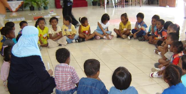 Inilah 5 Pendidikan yang Menyenangkan Untuk Anak