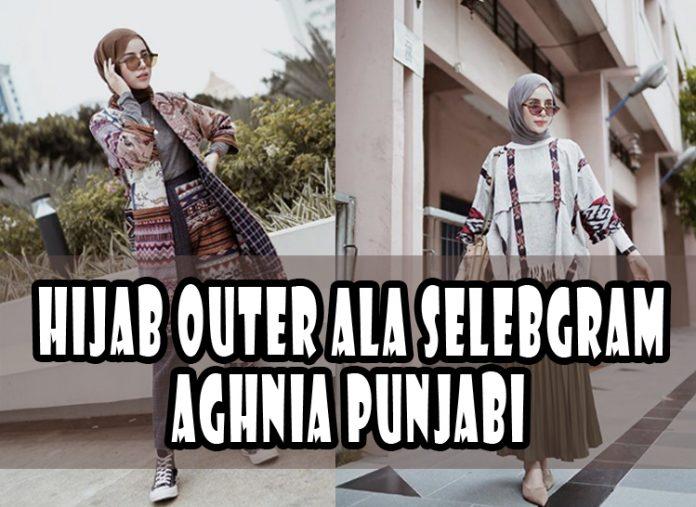 Hijab Outer Ala Aghnia Punjabi