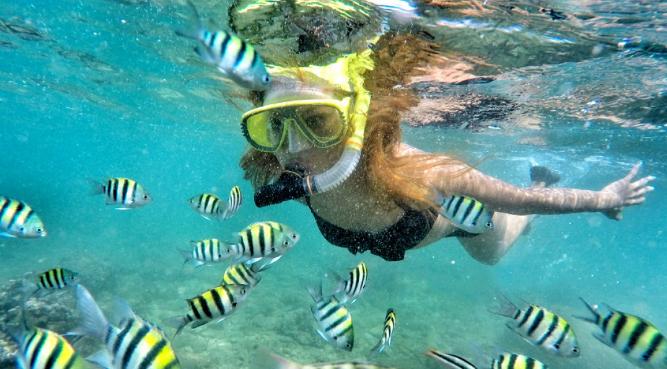 Destinasi Tempat Wisata Terbaik Dan Terhits Di Jogja - Pantai Nglambor
