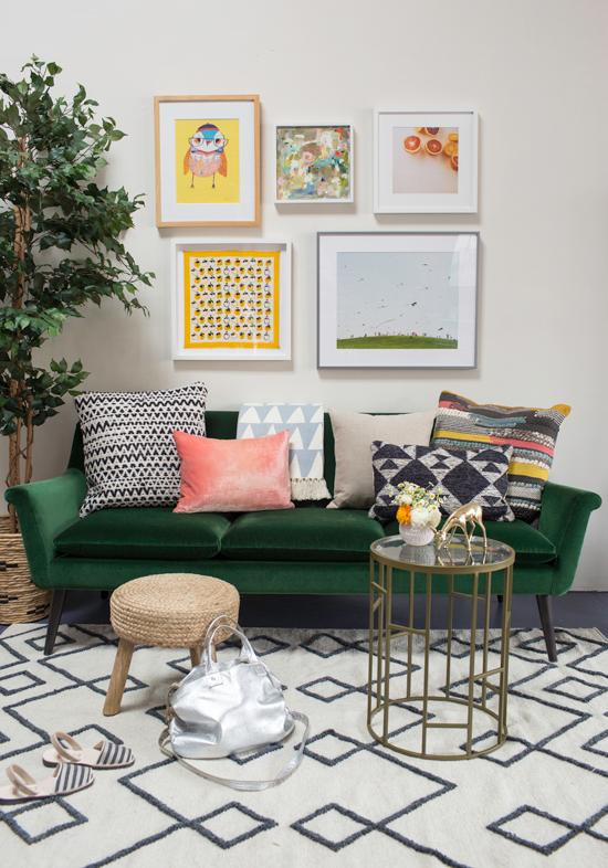 Penataan Sofa Untuk Ruangan Kecil