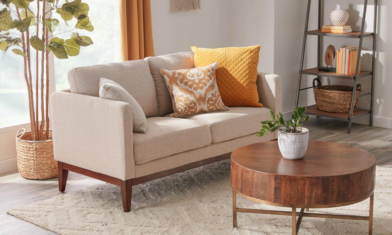 Sofa Mini Untuk Ruangan Kecil