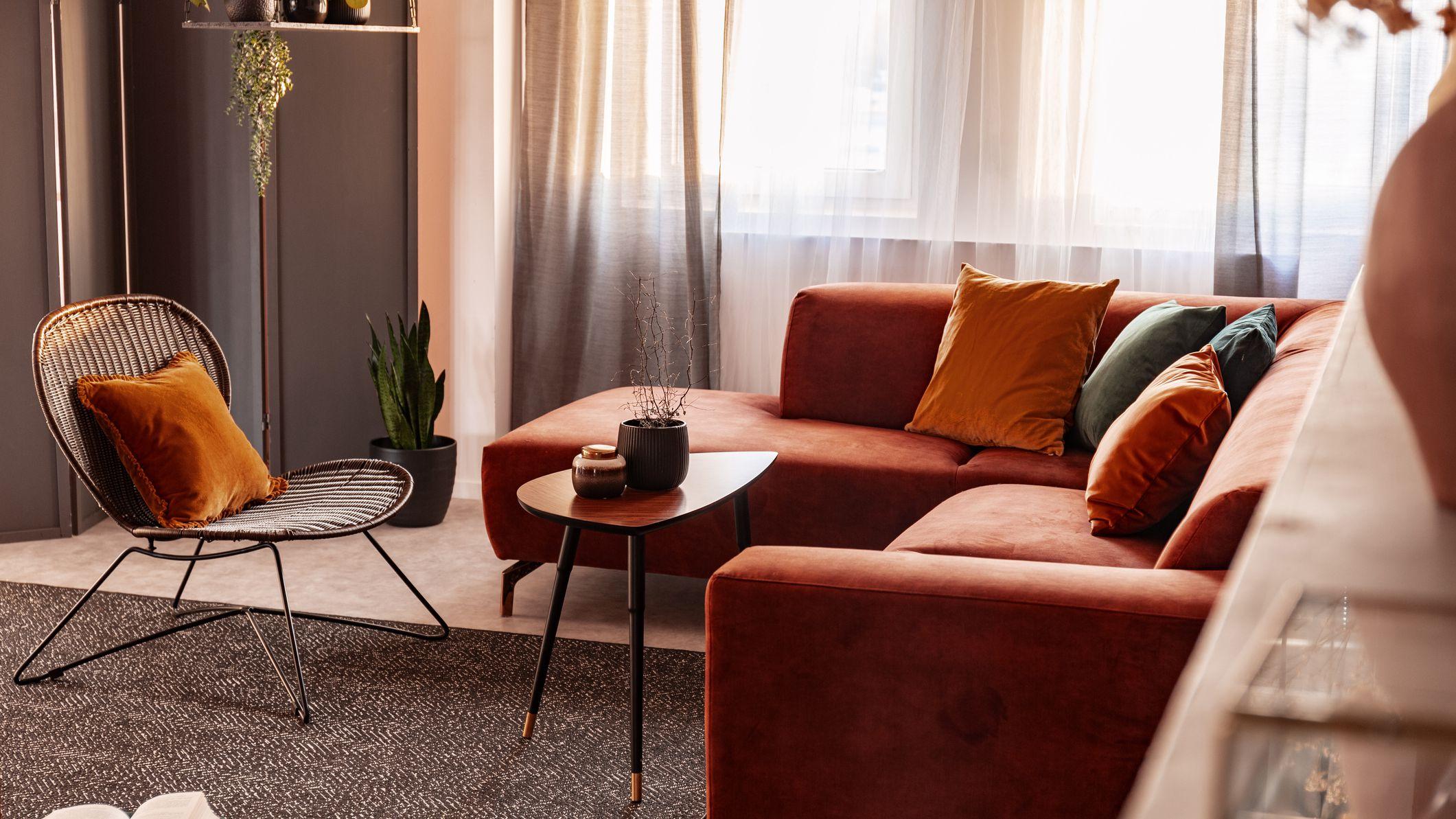 Sofa Untuk Ruang Tamu Kecil Minimalis