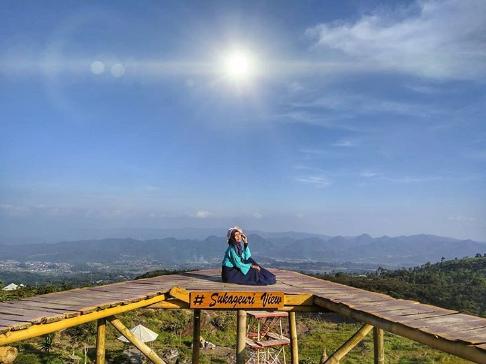 Wisata Sukageri Memiliki Pemandangan Indah Kuningan